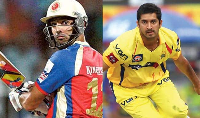 IPL 2014: Royal Challengers Bangalore (RCB) vs Chennai Super Kings (CSK)