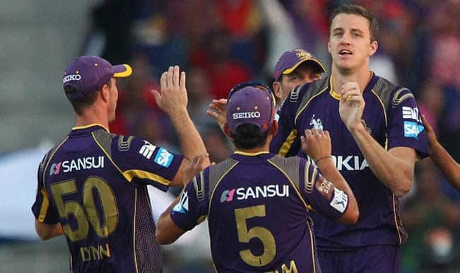 IPL 2014, KKR vs MI: Kolkata Knight Riders curtail Mumbai Indians to 141