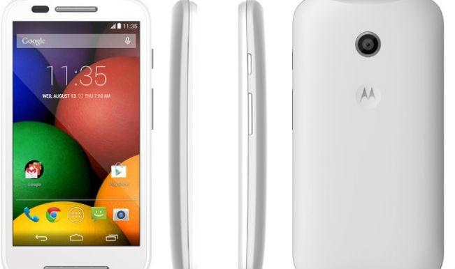 Video: Motorola Moto E looks fab for Rs. 6,999 price tag!
