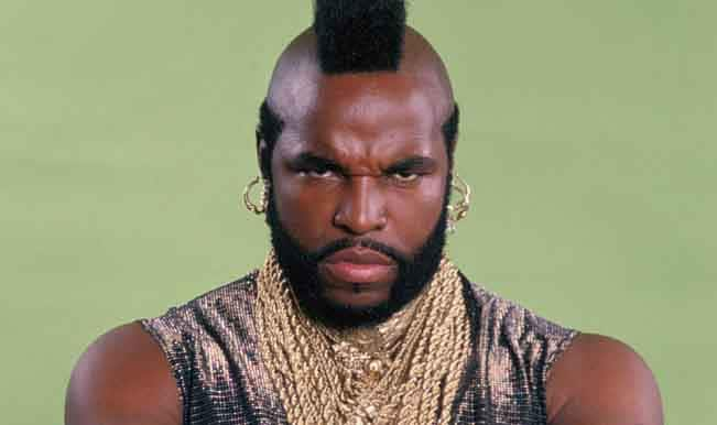 It's Mr. T's birthday, and he pities the fool! Take a look at his most memorable sayings here, and a video!