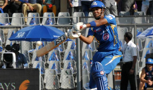 Live Streaming, IPL 2014: Mumbai Indians (MI) vs Rajasthan Royals (RR)
