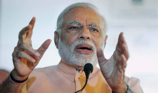 Narendra Modi quits as Gujarat Chief Minister