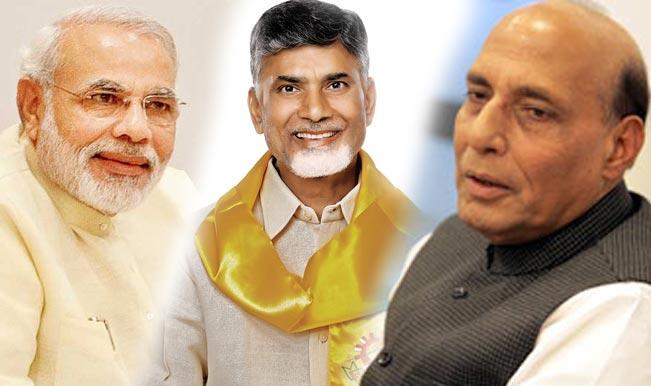 मोदी सरकार से रिश्ता तोड़ेगी टीडीपी, कैबिनेट में शामिल दो मंत्री देंगे इस्तीफा