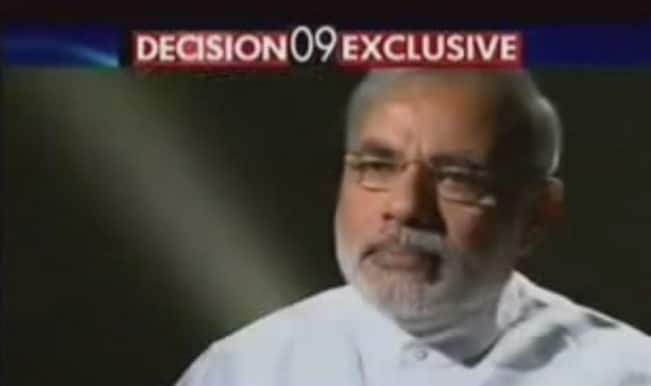 Narendra Modi Times Now interview video 2011 #ModiSpeaksToArnab