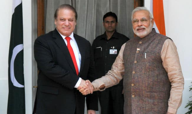 Narendra Modi raises terror, 26/11 trial with Nawaz Sharif