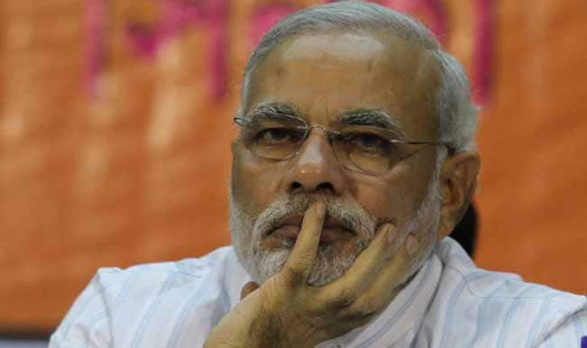 Why are you so afraid of a paper tiger, Narendra Modi asks Mamata Banerjee