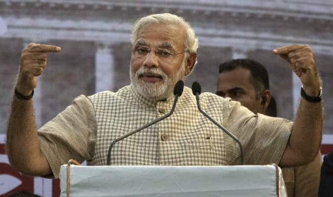 History will be made Monday as Narendra Modi takes oath