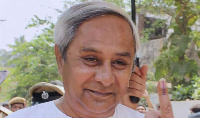 Naveen Patnaik sworn in as Odisha Chief Minister
