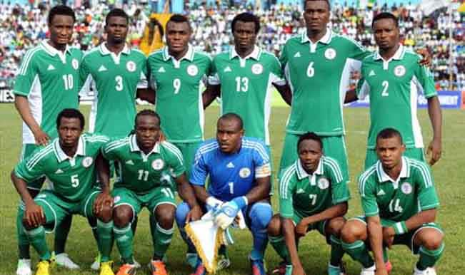 Nigeria to depart Sunday for World Cup warm-ups