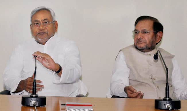 Election Commission Awards 'Arrow' Symbol to Bihar Chief Minister Nitish Kumar-led Janata Dal (United), Snubs Sharad Yadav