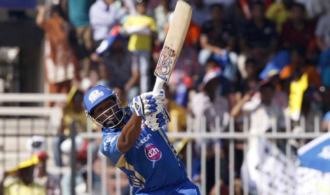 Live Cricket Score, IPL 2014, Mumbai Indians (MI) vs Kings XI Punjab (KXIP): Match 22 at Wankhede Stadium, Mumbai