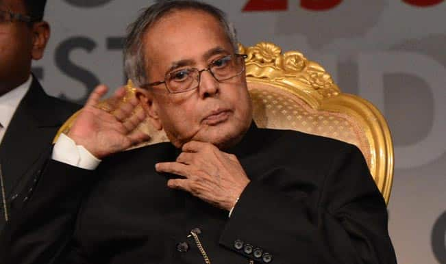 Perpetrators of Chennai train blasts should be brought to justice: Mukherjee