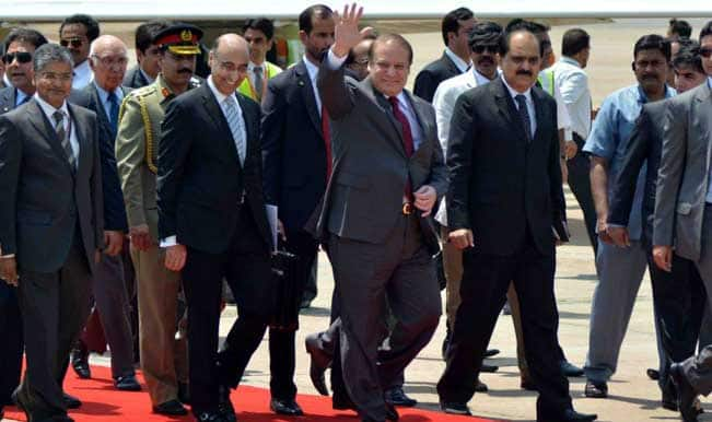 Prime-Minister-of-Pakistan,-Nawaz-Sharif