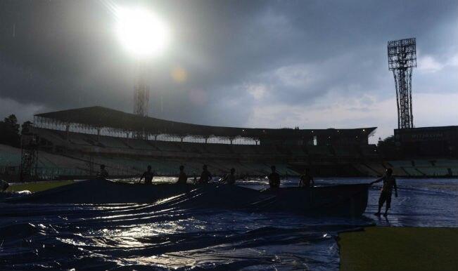 Rains in Kolkata