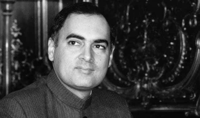 Narendra Modi pays homage to Rajiv Gandhi on Twitter
