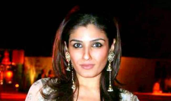 Raveena Tandon not on Facebook