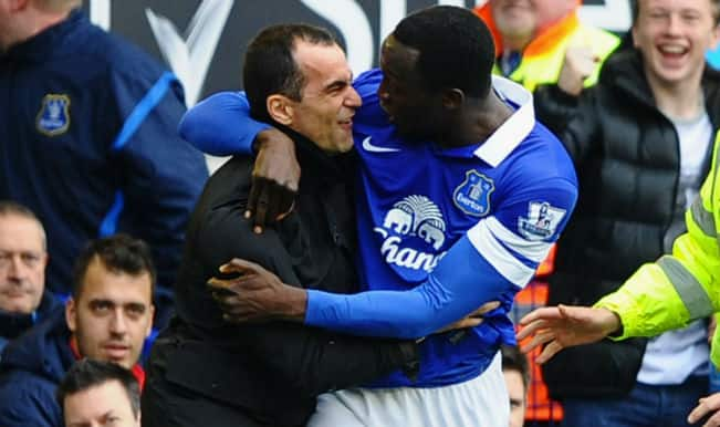 EPL Preview: Roberto Martinez vows Everton won't surrender against Manchester City