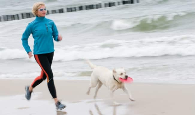Need a partner for workout? Try Dogs