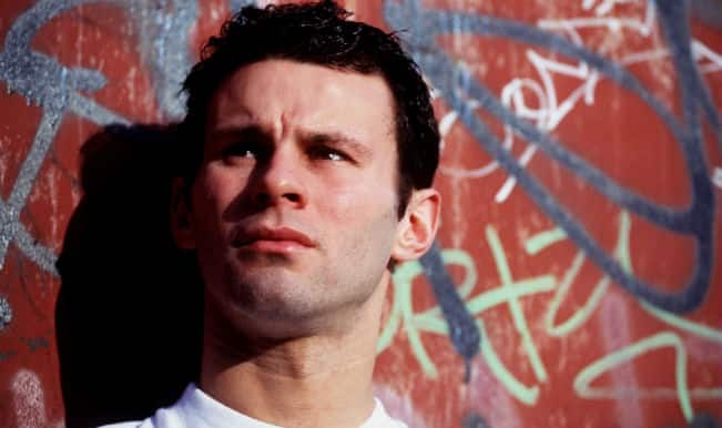Manchester United legend Ryan Giggs went from pin-up to old master