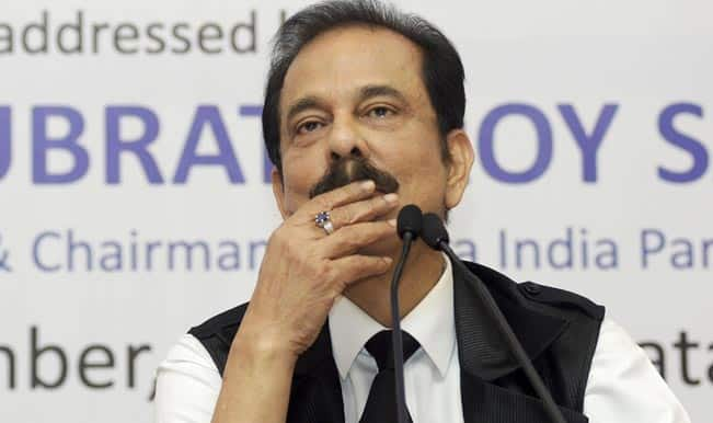 Apex court rejects Subrata Roy's plea