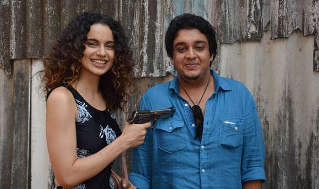 Sai Kabir ponders on world of 'Revolver Rani'