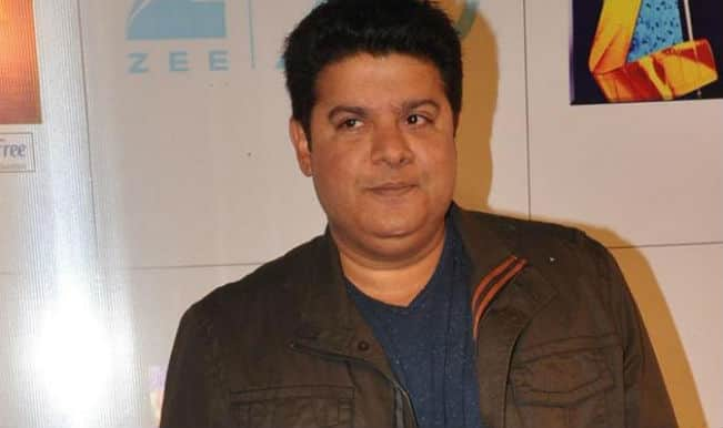 I'll only give my audience comedies: Sajid Khan