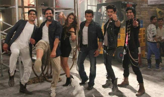 Making of 'Fugly Fugly' song: Watch the Fugly superheroes Salman Khan and Akshay Kumar