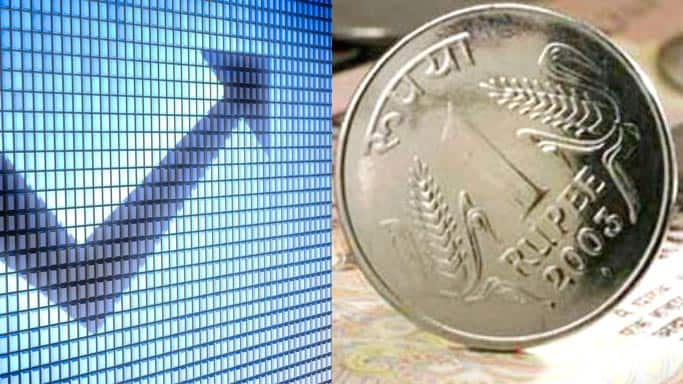 Rupee rises 32 paise to hit fresh 11-month high against USD