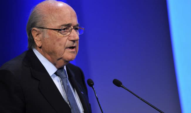 Sepp Blatter calls for action in racism storm