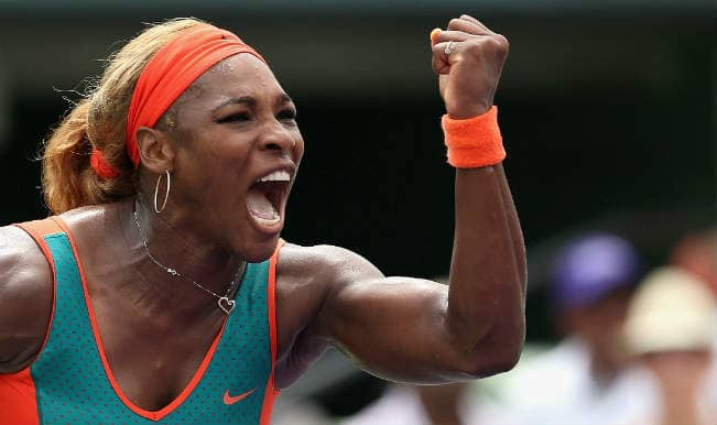 Serena Williams follows sister Venus out of French Open following second-round defeat
