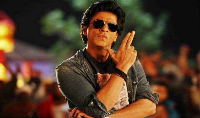 Aarti for Shah Rukh Khan in full Filmistaan isshtyle!