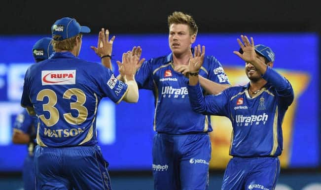 Rajasthan Royals' play-off hopes suffer set-back