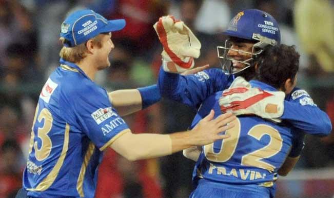 Live Score Update, IPL 2014, Rajasthan Royals (RR) vs Mumbai Indians (MI): Mumbai Indians win by 25 runs