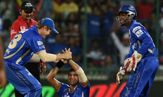 IPL 2014, RR vs SRH: Sunrisers Hyderabad post 134 as Shane Watson claims hat-trick