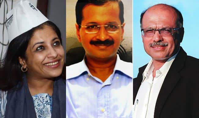 Aam Aadmi Party is a sinking ship stuck in a whirlpool of problems