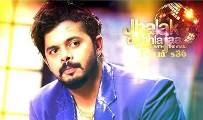 'Jhalak...' helped me overcome bad phase in my life: Sreesanth