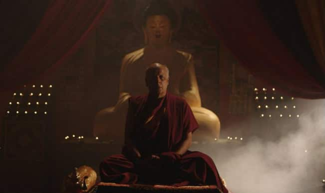 First Look of 'Siddhartha': Mahesh Bhatt debuts as a Buddhist Monk!