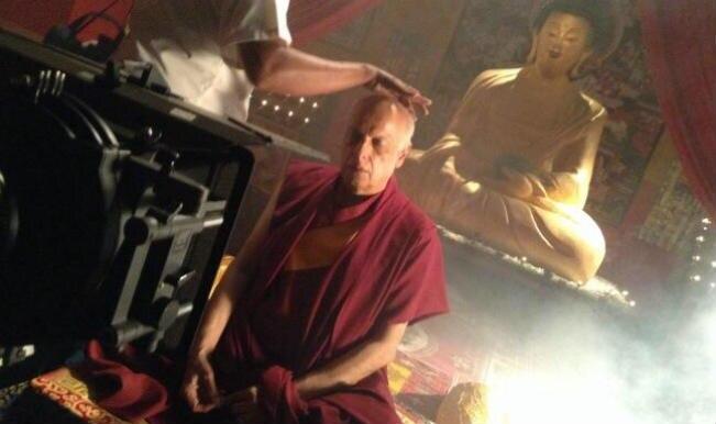 First Look of 'Siddhartha': Mahesh Bhatt debuts as a Buddhist Monk!