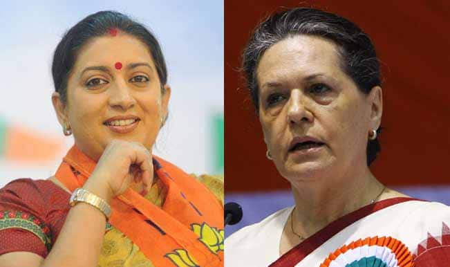Smriti Irani vs Sonia Gandhi: The qualification debate rages on