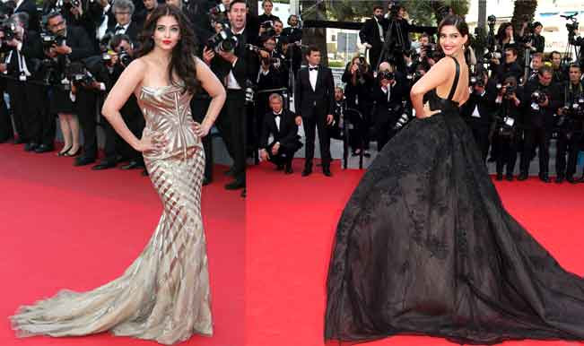 Vote: Aishwarya Rai Bachchan or Sonam Kapoor – Who stole the limelight at Cannes 2014?