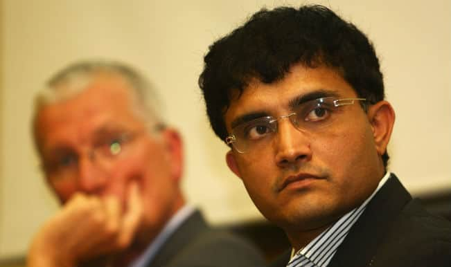 Former Indian cricket captain Sourav Ganguly is one of the owners of Atletico Kolkata (Getty Images)