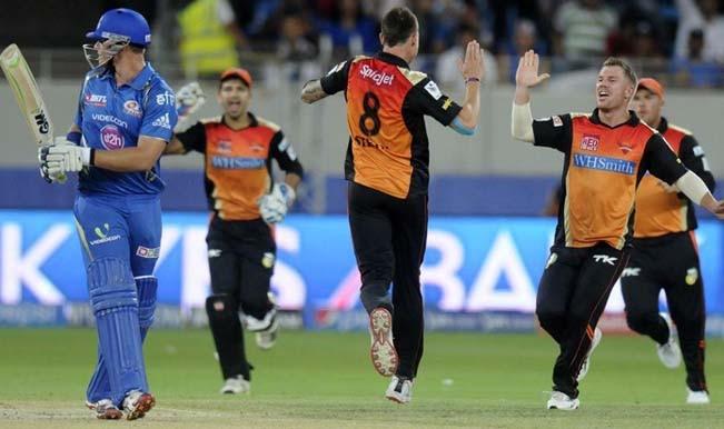 Watch Live Online Streaming, IPL 2014: Sunrisers Hyderabad (SRH) vs Mumbai Indians (MI): Match 36 at Hyderabad