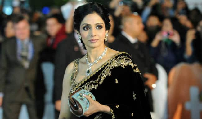 Sridevi to use Japanese look to promote 'English Vinglish'