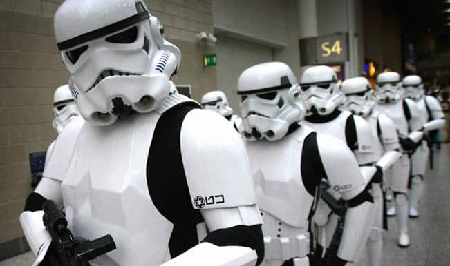 Star Wars Day: Bring out your lightsabers and fight the Dark Side
