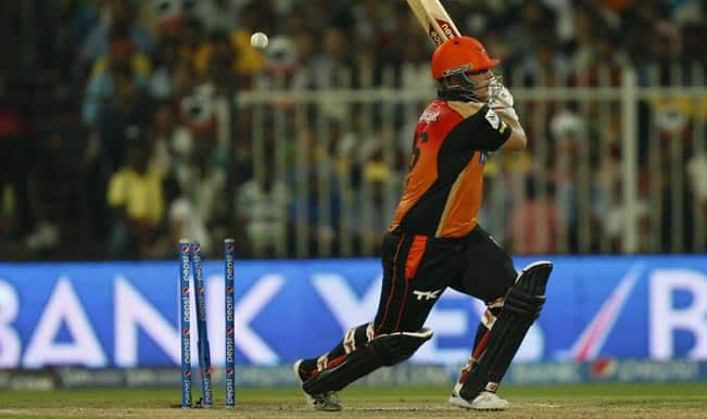 IPL 2014: Royal Challengers Bangalore restrict Sunrisers Hyderabad to 155