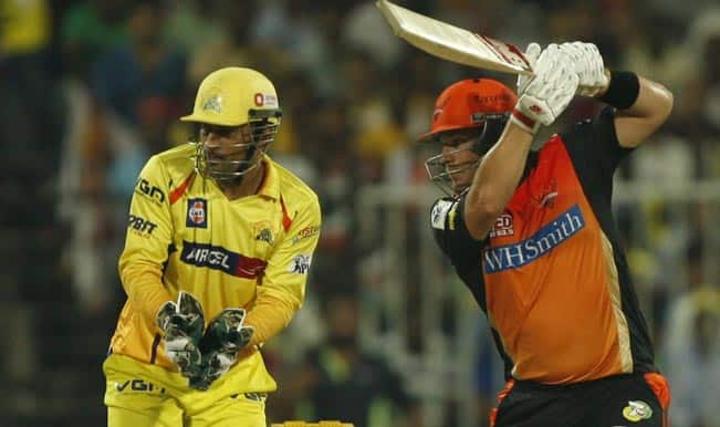 Live Score Update, IPL 2014, CSK vs SRH: Hyderabad win by 6 wickets