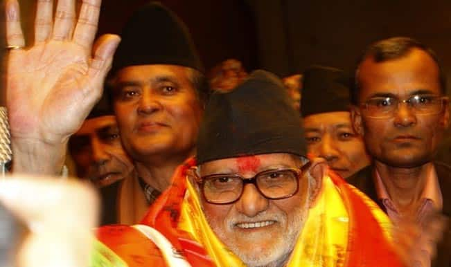 New constitution within a year, Koirala assures Narendra Modi