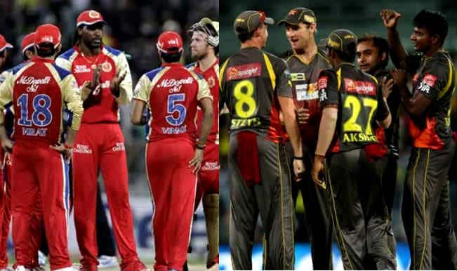 IPL 2014, RCB vs SRH: A glance at their previous IPL duels