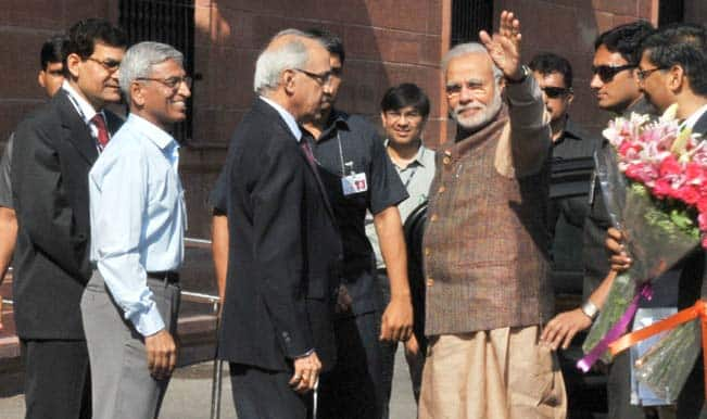 Narendra Modi against renaming UPA schemes, projects