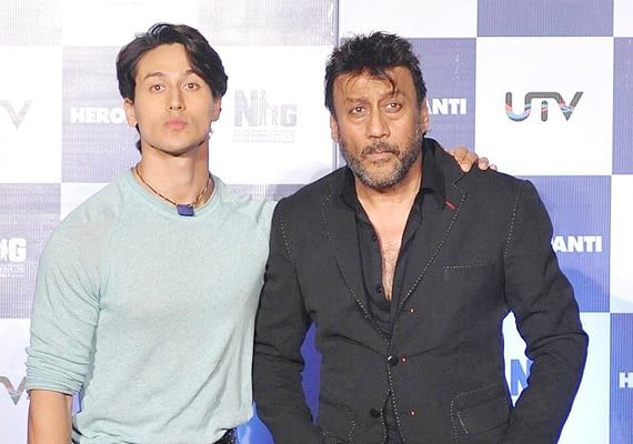 My father had 'X factor', I don't: Tiger Shroff